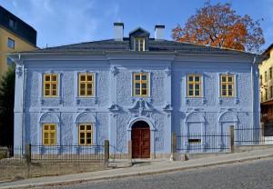Dům manželů Scheybalových